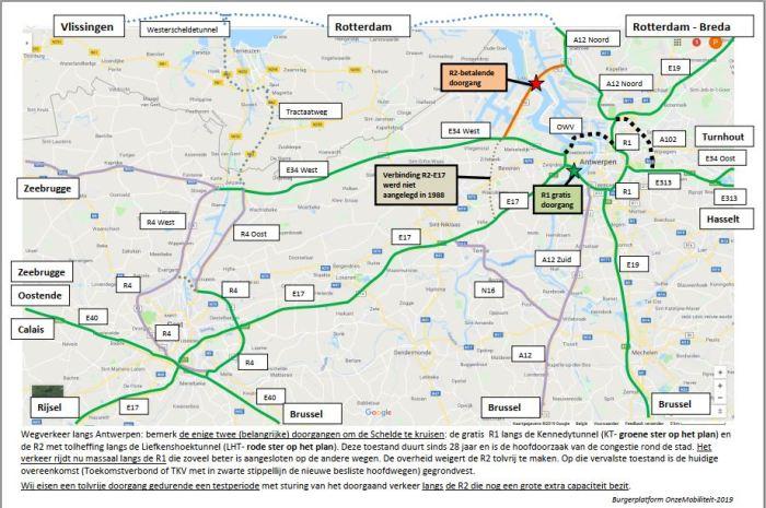 Plan Hoofdwegen-Antwerpen-Gent-2