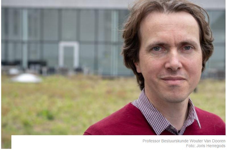 Prof Van Dooren